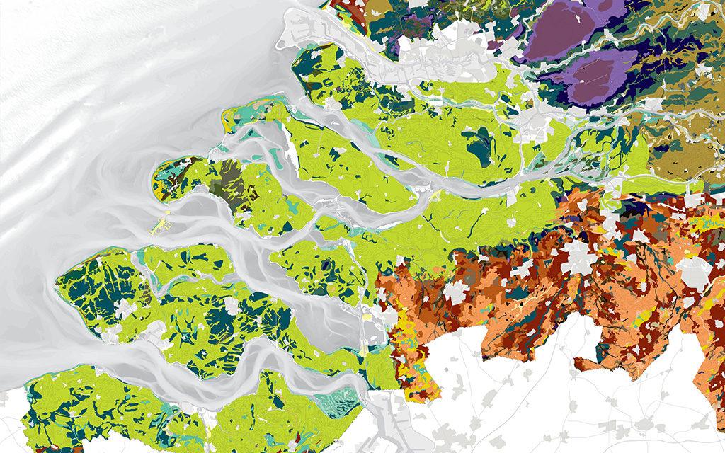 Posad-0815-Atlas-Zuidwestelijke-Delta-Bodemkaart