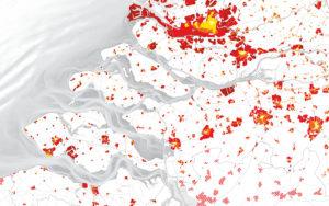 Posad-0815-Atlas-Zuidwestelijke-Delta-Ontwikkeling-van-bebouwd-gebied