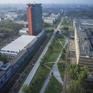 Gebiedsvisie TU Delft Posad